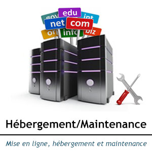 hébergement et maintenance sites internet